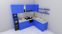 SARAE Kitchen set klasik